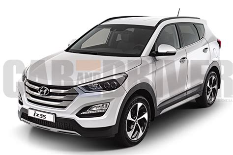 nouvelle hyundai tucson 2015 2016 hyundai tucson reviews pictures and the 2016 ix35 tucson will be positioned above the ix25 but