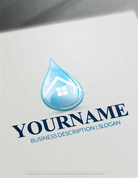 logo maker house cleaning logo design