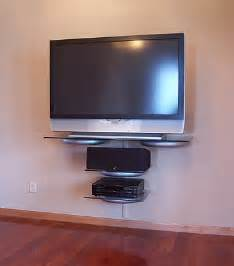 wall shelves for tv tv wall shelf advantages of more space lowes