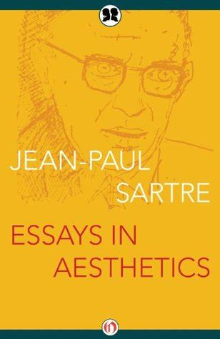 Sartre Essay by Essay On Sartre