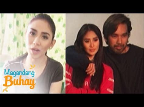 watch sarah geronimos i love you message for matteo magandang buhay sarah geronimo s message for bang pineda