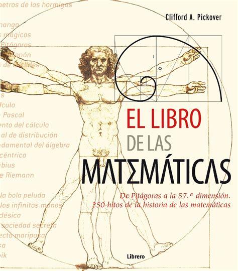 el libro de matematicas intentar 233 recomendaros un libro bas 225 ndome en lo que me dig 225 is sobre vuestros gustos