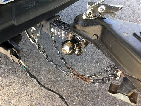 boat hitch pictures safe home take time for trailer hitch safety to prevent