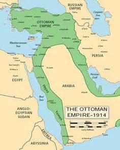 The Ottoman Empire 1700 1922 Ottoman Empire 1300 1922 026 Mapas 1492 A 1700