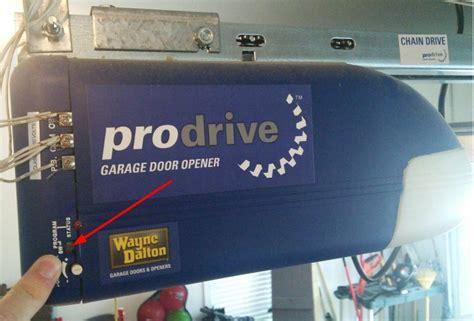 How To Program Homelink And Car2u Garage Door Openers Program Wayne Dalton Garage Door Opener