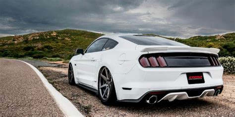new ford mustang gt exhaust from corsa ford authority