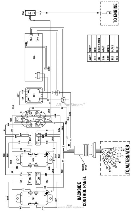 briggs and stratton wiring diagram wiring diagram