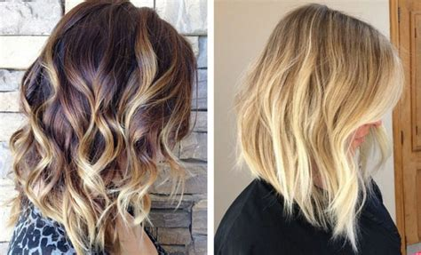long hairstyles 2015 colours image gallery long bob balayage