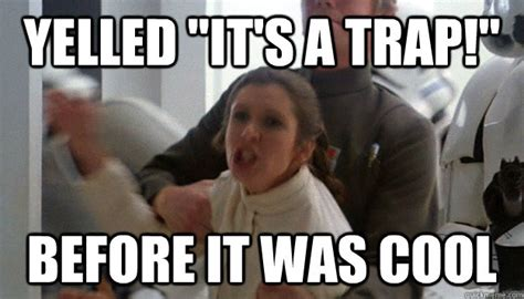 Princess Leia Meme - star wars hipster memes