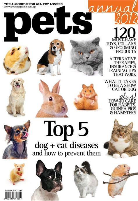 pets magazine annual  magazine digital