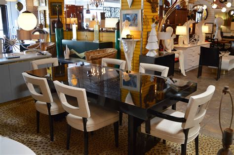 lacquer dining room sets black lacquer dining set in the manner of william haines