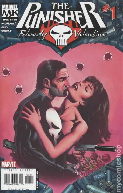 my bloody book punisher bloody 2006 comic books