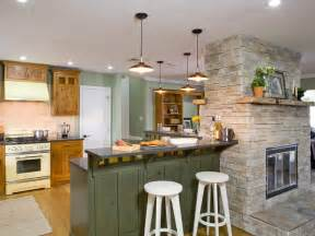 Lighting For Island In Kitchen Photos Hgtv