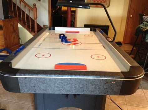 sportcraft turbo hockey table sportcraft turbo hockey deluxe air hockey table 34012