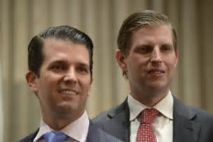 Its A For Donald Jr And by Saturday Live Thinks It S Figured Out The