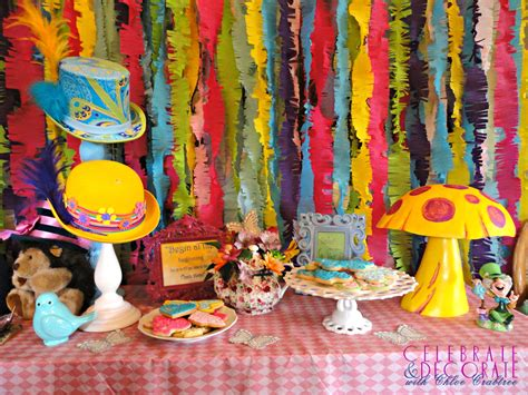 in theme decorations s celebrations in baby shower
