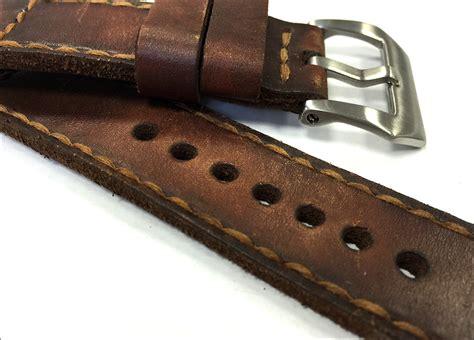 Handmade Leather Bands - genuine handmade gunny quot caitlin 4 quot genuine vintage