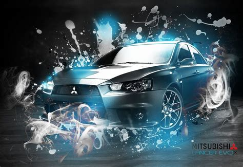 mitsubishi evolution 9 wallpaper lancer evo wallpapers wallpaper cave