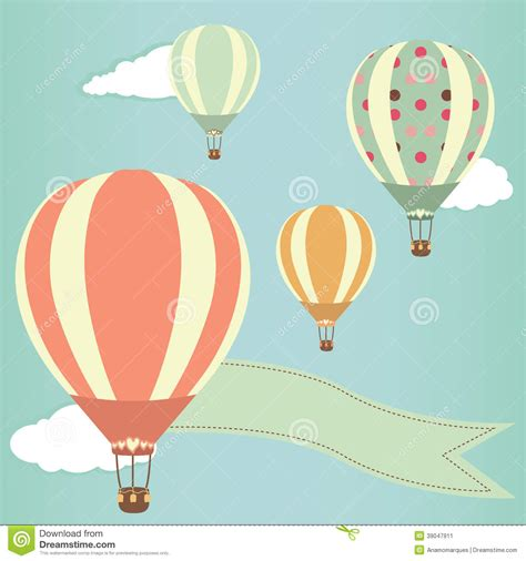 Topi My Trip My Adventure Yellow Logo By Crion air balloons stock vector image 39047911