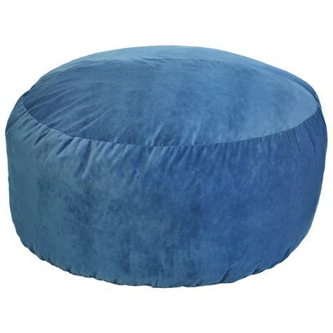 bean bag chairs foam 5 comfort cloud foam bean bag by hudson in bean bag chairs