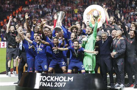Mdt Europa League Stockholm 2017 Ajax Vs Manchester United 1 recap europa league