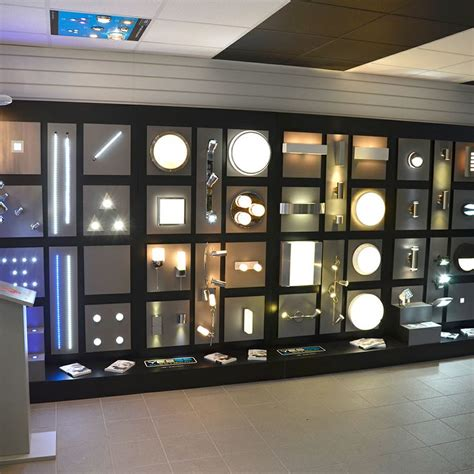 beautiful lighting showrooms