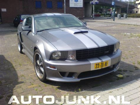 saleen ford gt ford mustang gt saleen foto s 187 autojunk nl 1974