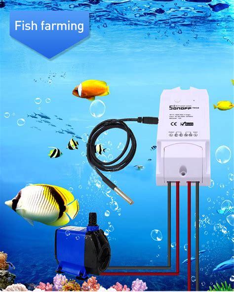 Waterproof Ds18b20 Temperature Sensor For Sonoff Th ds18b20 waterproof temperature sensor for sonoff th10
