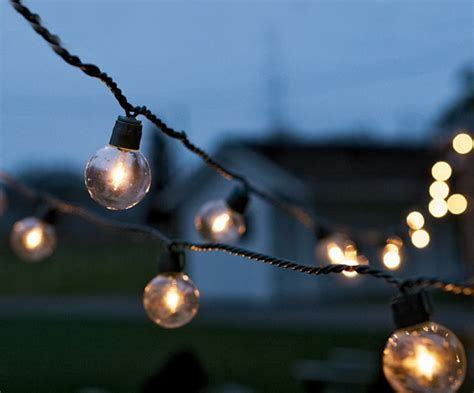 outdoor string lights wedding registry ideas best bets for the backyard