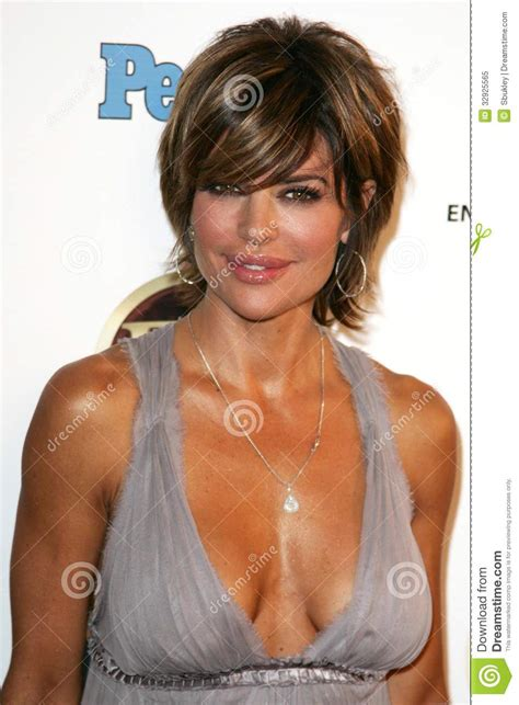 lisa rinna editorial image image of 08 party hollywood