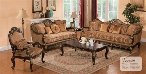teresa couch teresa traditional sofa in fabric w optional items
