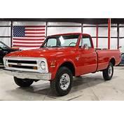 1968 Chevrolet C20  Post MCG Social™ MyClassicGarage™