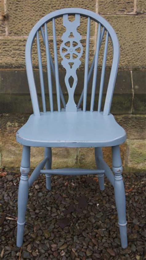 shabby chic bedroom chair vintage shabby chic hand painted wheelback bedroom chair