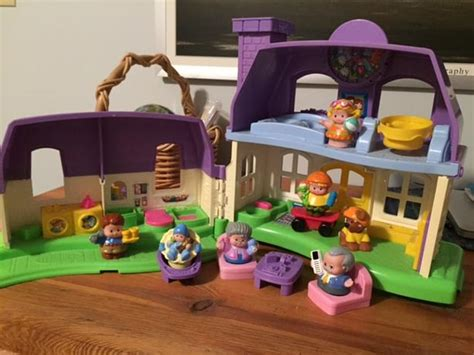 fisher price little people doll house fisher price little people dollhouse saanich victoria