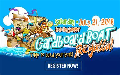 cardboard boat race lakeland florida 8th annual cardboard boat regatta daytona beach fl jul
