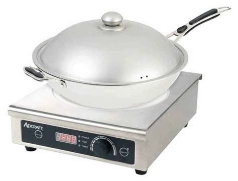 magnetic induction wok the adcraft wok induction cooktop allows you to prepare your favorite asian meals at home
