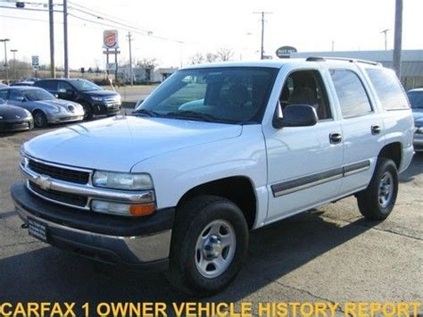 auto air conditioning service 2004 chevrolet tahoe parental controls find used 2004 chevy tahoe blazer suburban ls 4wd rear climate tow package 01 02 03 05 06 in