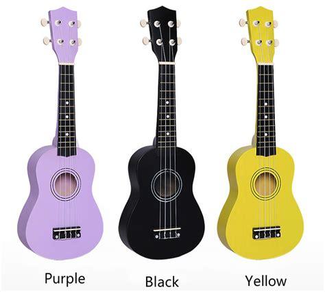Rock N Ruler Senar Gitar ukulele gitar mainan plastic strings black jakartanotebook