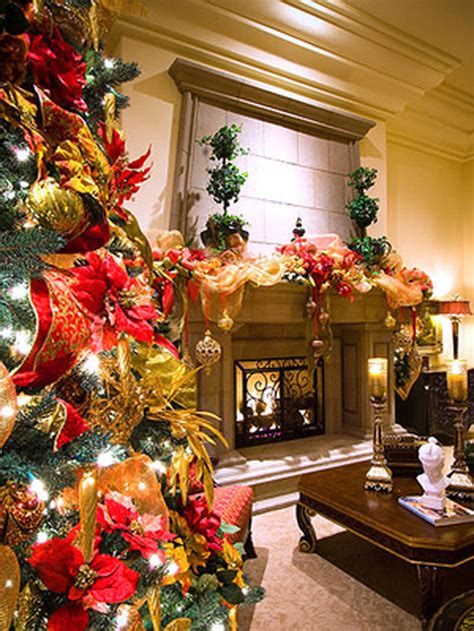 traditional home christmas decorating ideas christmas tree decorating ideas interior design styles