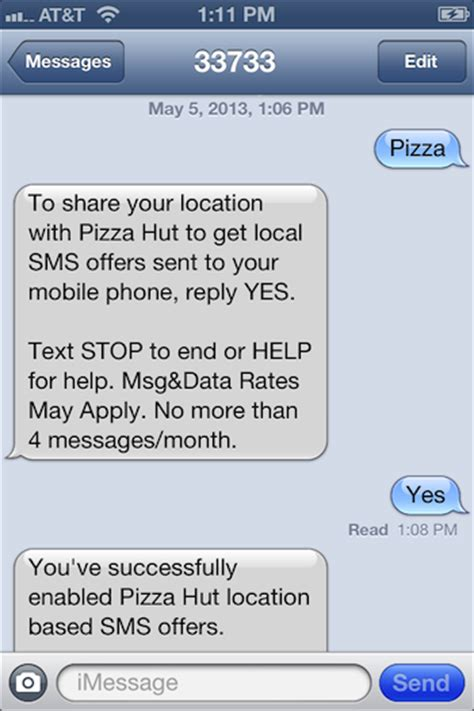 Top 10 Most Commonly Asked Location Based Mobile Marketing Questions Tatango Sms Templates For Marketing