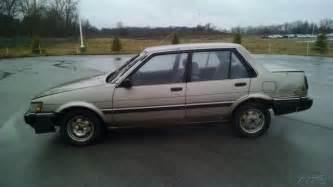 Toyota Corolla 87 Starting My Internship As A Tax Intern What Should