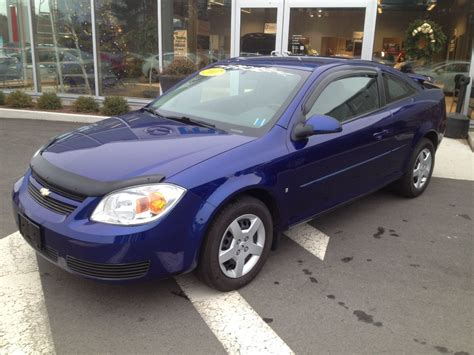 Auto Lt by Used 2007 Chevrolet Cobalt Lt In New Germany Used