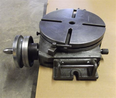bridgeport milling machine 12 quot rotary table ebay