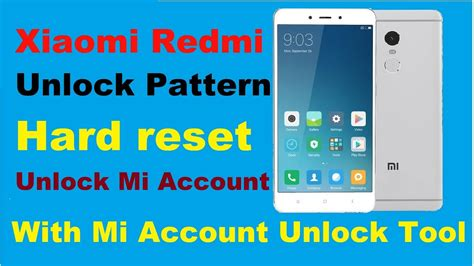 unlock pattern note 2 pattern unlock redmi with mi account unlock tool redmi 4a