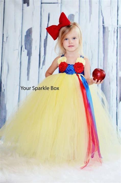 Handmade Snow White Costume - 18 stunning princess dresses for kidsomania
