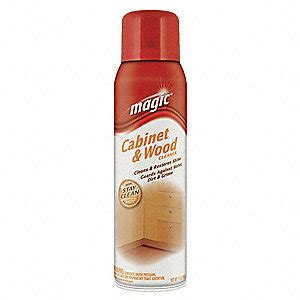 magic cabinet and wood cleaner magic cabinet and wood cleaner 17 oz 39f176 3063 grainger