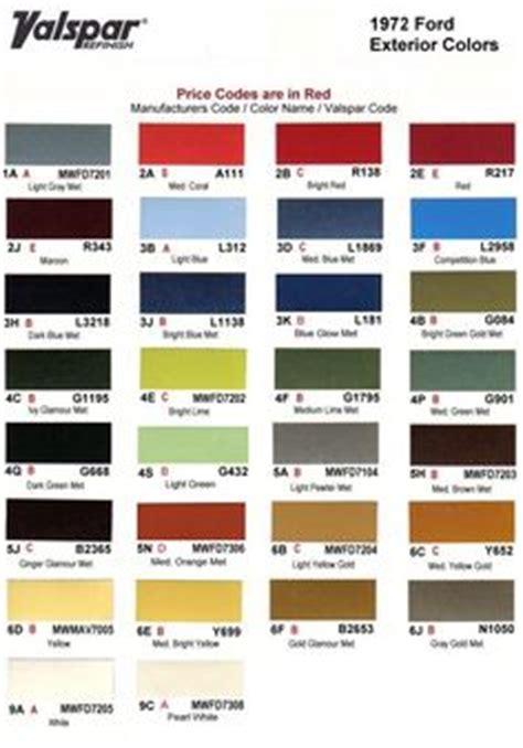 color scheme exles 1000 images about maverick on pinterest ford maverick