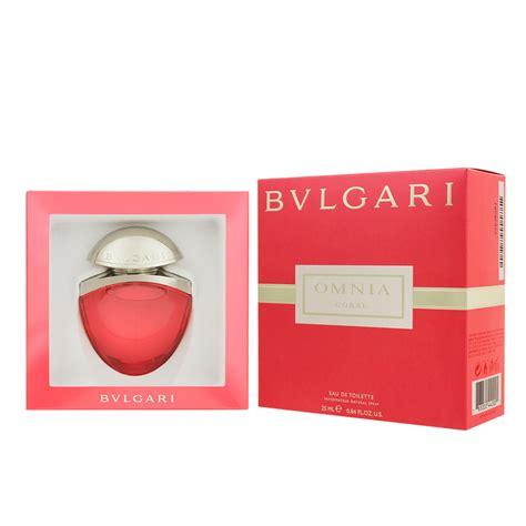 Parfum Bvlgari Omnia Coral bvlgari omnia coral eau de toilette 25 ml omnia