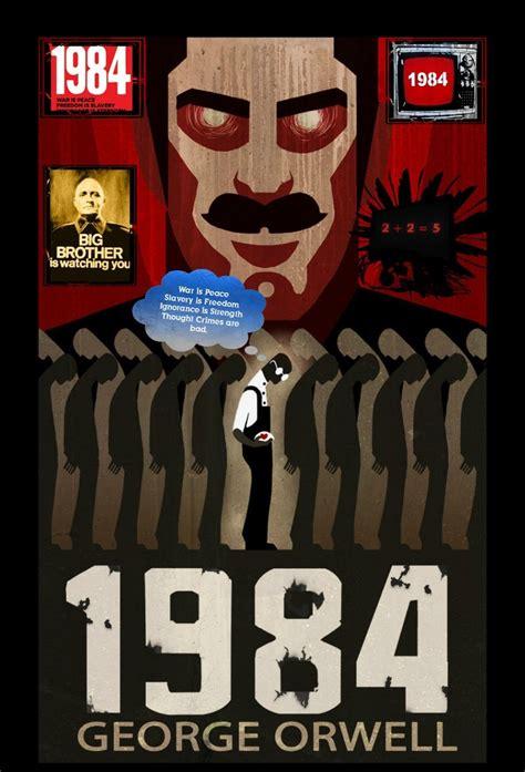 1984 George Orwel By Buku Sosial george orwell 1984 cover www imgkid the image kid
