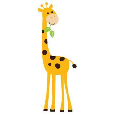 Jungle Stickers For Nursery Walls 25 best ideas about cartoon giraffe on pinterest